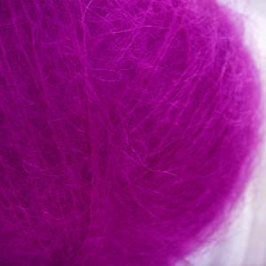 © die-maschen-© Die Maschen zum Glück | Kid Mohair Pink von Atelier Zitron