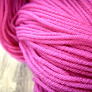 © Die Maschen zum Glück | Unisono Pink von Atelier Zitron