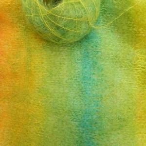 © die Maschen zum Glück   Kid Mohair Extraklasse von Atelier Zitron