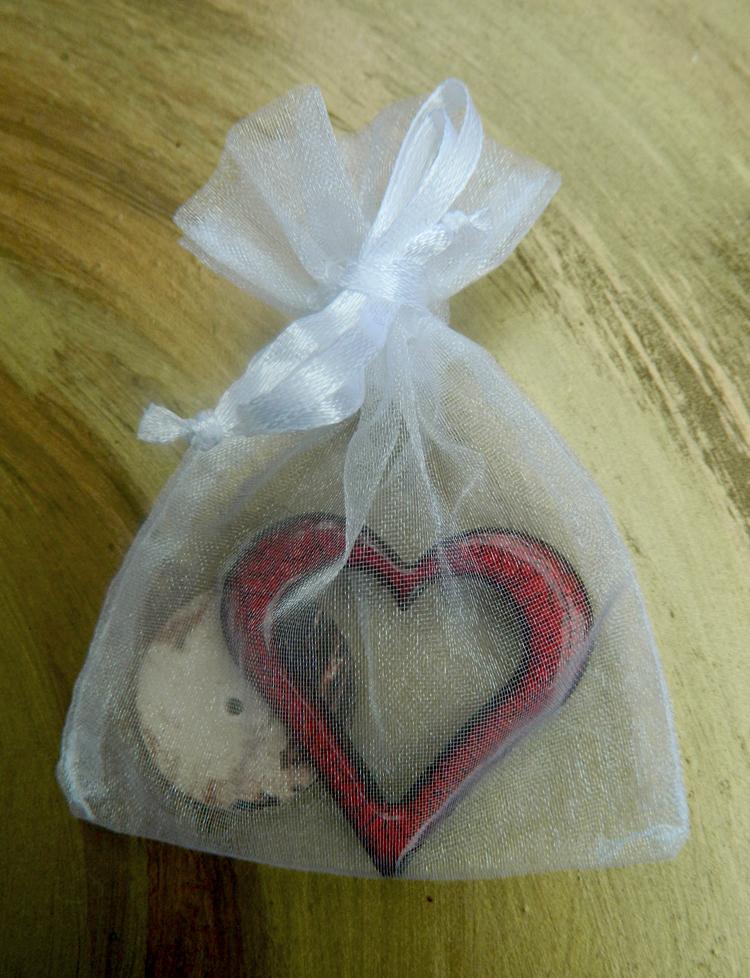 © Die Maschen zum Glück Keramik-Knopf für grobmaschige Stricksachen