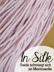 © Die Maschen zum Glück | IN Silk von Schoppel Wolle