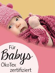 © Die Maschen zum Glück Babywolle