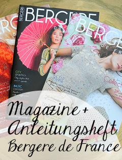 © Die Maschen zum Glück | Anleitungen von Bergere de France