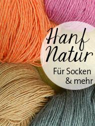 © Die Maschen zum Glück | Hanf Natur von Atelier Zitron