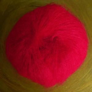© Die Maschen zum Glück | KidMohair Extraklasse Rot von Atelier Zitron