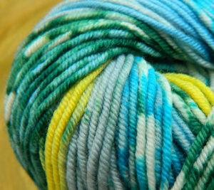© Die Maschen zum Glück | Life Style Frühjahrsputz von Schoppel Wolle