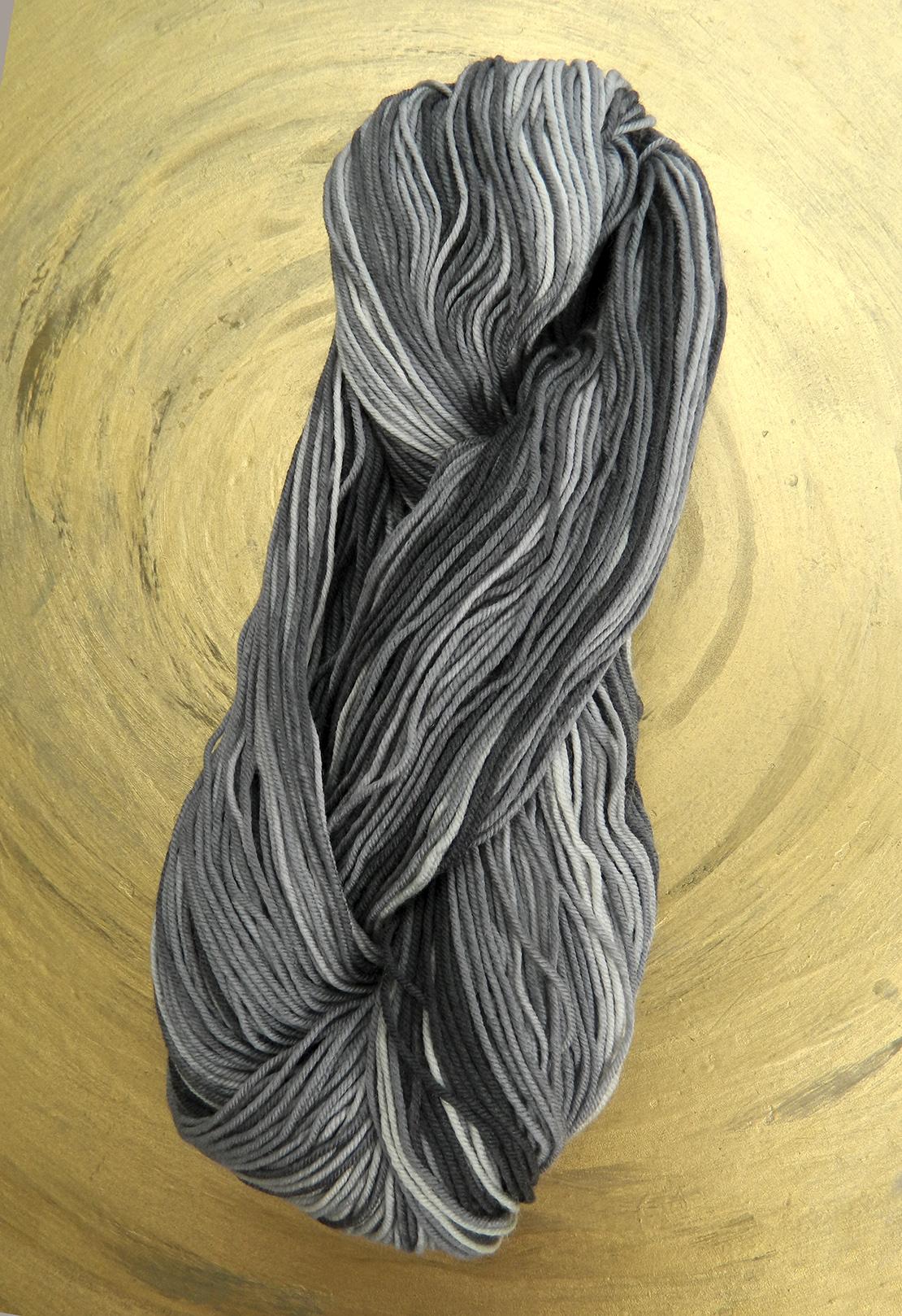 © Die Maschen zum Glück | Unisono Color Graustufen | 100% Merino extrafein | Atelier Zitron