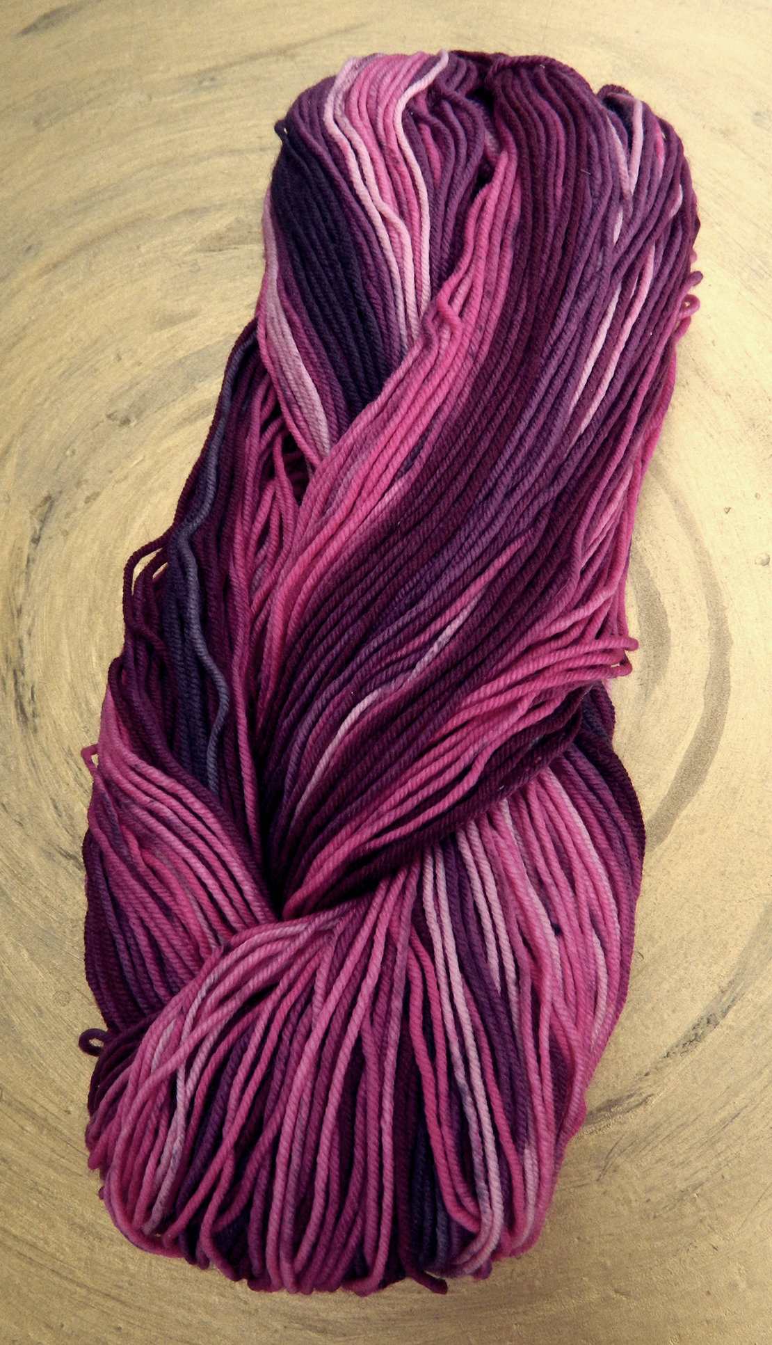 © Die Maschen zum Glück | Unisono Color Farbenschwestern | 100% Merino extrafein | Atelier Zitron