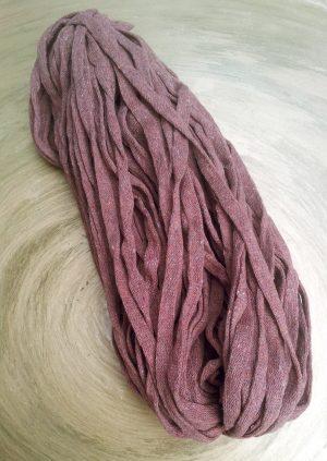 © die Maschen zum Glück | Baumwoll Bändchengarn