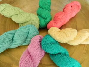 Baumwolle Handarbeitsgarn