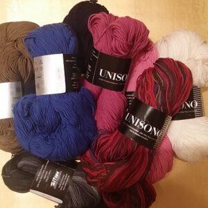 © die Maschen zum Glück | Unisono als Babywolle