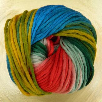 Reggae Papagei | Schoppel Wolle | © Die Maschen zum Glück