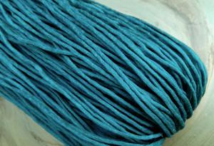 © Die Maschen zum Glück | IN Silk Petrol Schoppel Wolle