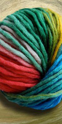 © Die Maschen zum Glück | Reggae Schoppel Wolle