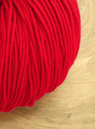 © Die Maschen zum Glück | Unisono Rot von Atelier Zitron