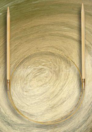 © die-maschen-zum-glueck.de | Rundstricknadel Bambus