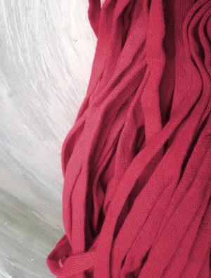 © Die Maschen zum glücke | Baumwoll-Bändchengarn