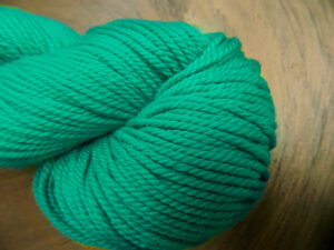 Baumwollgarn Türkisgrün - zum Häkeln und Stricken - auch für Anfänger | © Die Maschen zum Glück
