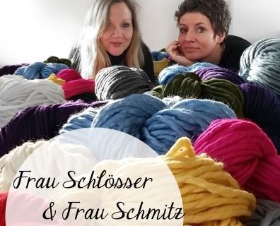 Frau Schlösser und Frau Schmitz