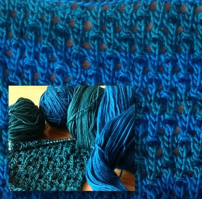 © Die Maschen zum Glück | Maulbeerseide und Merino-Wolle