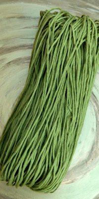 © Die Maschen zum Glück | IN Silk Oliven Schoppel Wolle