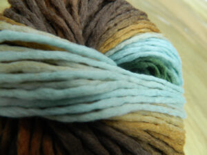 © Die Maschen zum Glück | Reggae Ombre Flussbett von Schoppel Wolle