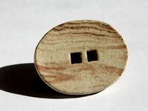 © Die Maschen zum Glück | Knopf Oval