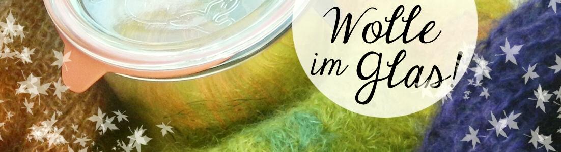 Header Wolle im Glas