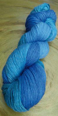 © Die Maschen zum Glück | Turin Multicolor Wasserblau von Seehawer & Siebert