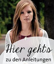 © Atelier Zitron Anleitung Lace Tuch stricken