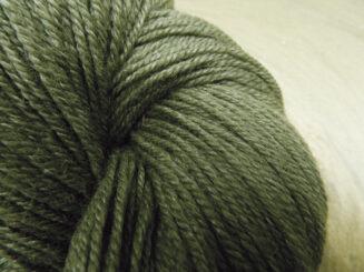 © Die Maschen zum Glück | Ramie Sockenwolle grün von Seehawer & Siebert