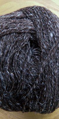 © Die Maschen zum Glück | Alb Lino Mokkamelange von Schoppel Wolle