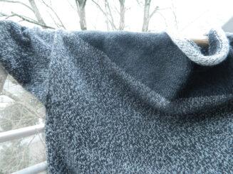 © Die Maschen zum Glück | Pullover aus Zauberwolle Schatten von Schoppel Wolle