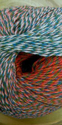 © Die Maschen zum Glück | Zauberwolle Papagei von Schoppel Wolle