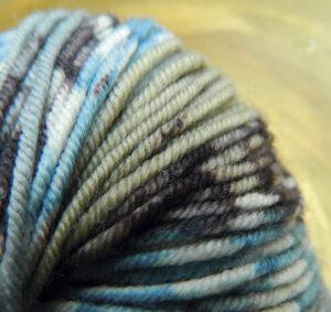 © Die Maschen zum Glück | Life Style Blautopf von Schoppel Wolle