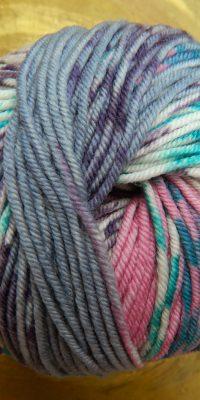 © Die Maschen zum Glück | Life Style Pigment Nebel von Schoppel Wolle