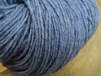 © Die Maschen zum Glück | Hanf natur Jeansblau von Atelier Zitron