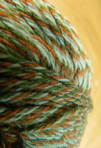 © Die Maschen zum Glück | Zauberwolle Flussbett von Schoppel Wolle