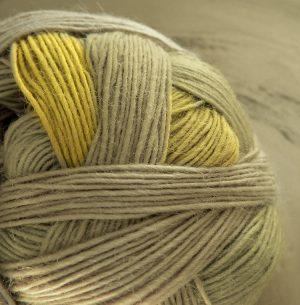 © Die Maschen zum Glück | Zauberball 100 Licht im Schacht von Schoppel Wolle