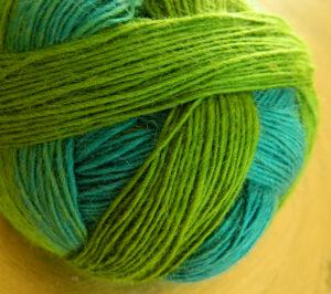 © Die Maschen zum Glück | Zauberball 100 Evergreen von Schoppel Wolle