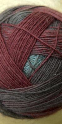 © Die Maschen zum Glück | Zauberball 100 Sofaecke von Schoppel Wolle