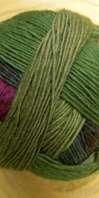 © Die Maschen zum Glück | Schoppel Wolle Zauberball 100 Teezeremonie
