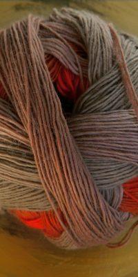 © Die Maschen zum Glück | Zauberball 100 Herzstück von Schoppel Wolle