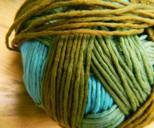 © Die Maschen zum Glück | Schoppel Wolle Gradient Pustekuchen