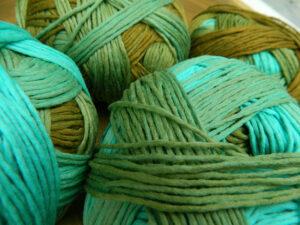 © Die Maschen zum Glück | Gradient Pustekuchen von Schoppel Wolle