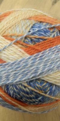 Wolle Zauberball Edition 6 von Schoppel Wolle. Ipanema Beach