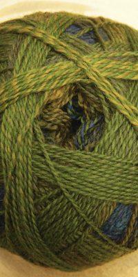 © Die Maschen zum Glück | Zauberball Edition 6 von Schoppel Wolle