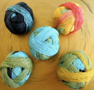 © Die Maschen zum Glück | Zauberball Cotton von Schoppel Wolle