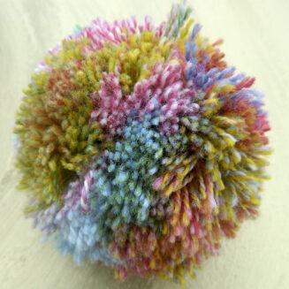 Bommel Zauberball Edition 6   Englischer Garten   Schoppel Wolle   © Die Maschen zum Glück