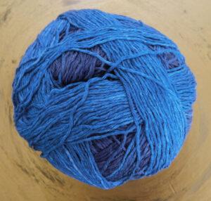 © Die Maschen zum Glück | Zauberball Cotton, Arbeiterklasse, Bio Baumwolle aus Griechenland